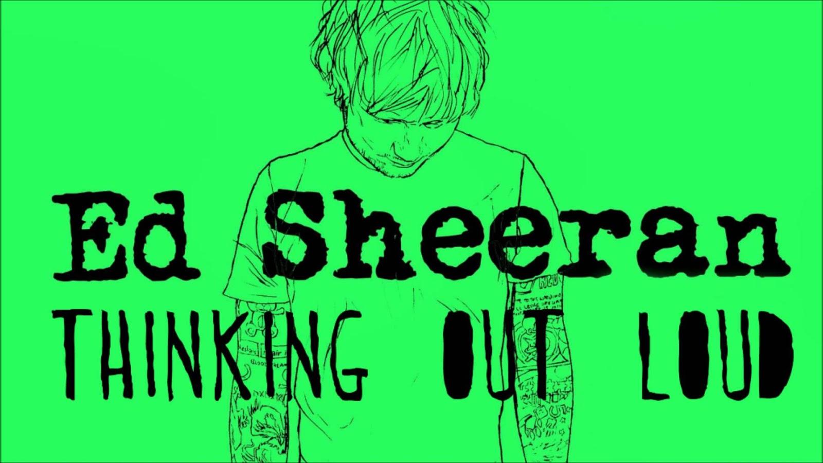 Ed Sheeran Thinking Out Loud Mp3 Descargar Gratis idea gallery