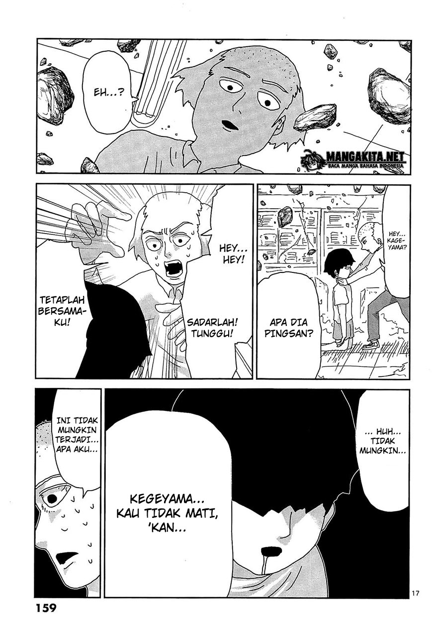 Mob Psycho 100 Chapter 17-18