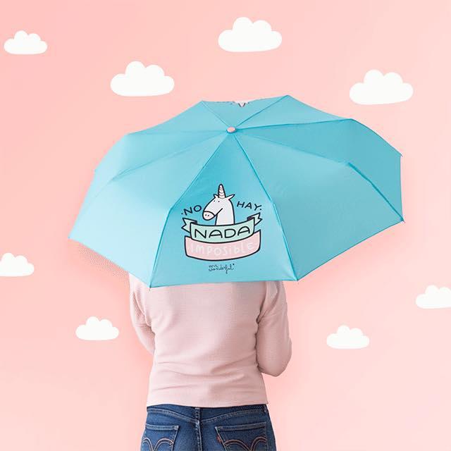 nuevo estilo de realmente cómodo mejor precio para nueva colección de paraguas molones
