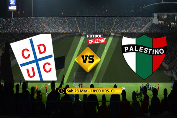 Mira Universidad Católica vs Palestino en vivo y online por la Supercopa Chile