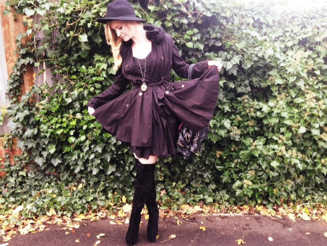 FashionFake, style blog, fashion blog, Halloween outfit, Autumn Outfit, Witches