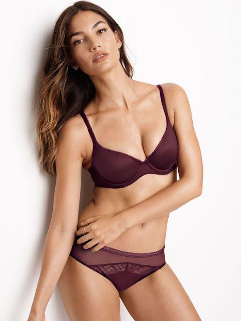 Lily Aldridge - Victoria's Secret