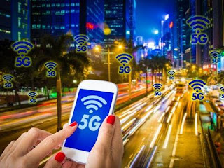 Shanghai district first starts the 5G service with 100 times faster speed