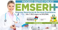 Apostila Concurso EMSERH MARANHÃO - Auxiliar Administrativo