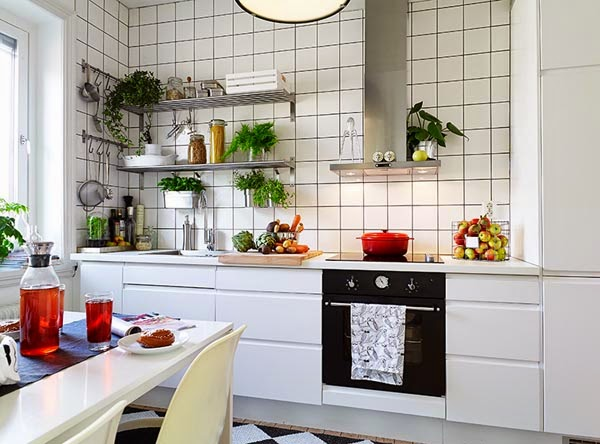 dekorasi dapur kecil minimalis: 63 gambar dapur minimalis sederhana mungil nan cantik