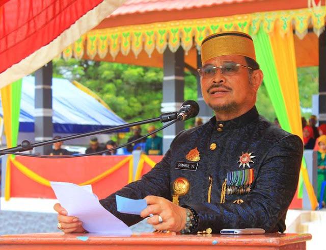 Syahrul Yasin Limpo, Selayar, Makassar