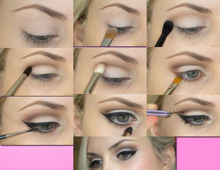 Easy Winged Eye Tutorial