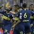Boca le ganó a Palmeiras por la Libertadores