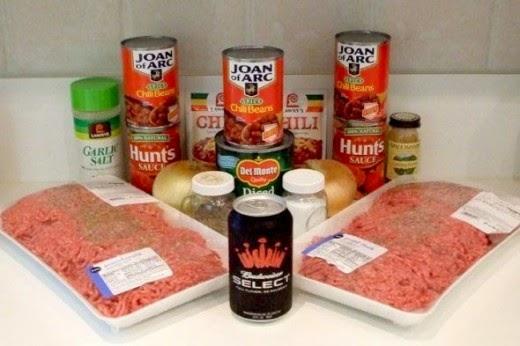 my award-winning chili ingredients by jaguarjulie