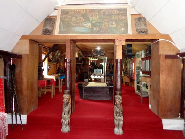 Museum Tomok Medan Pintu