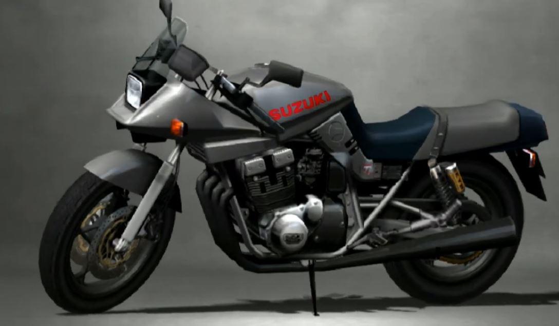 Suzuki GSX1100S Katana Final Edition 2000