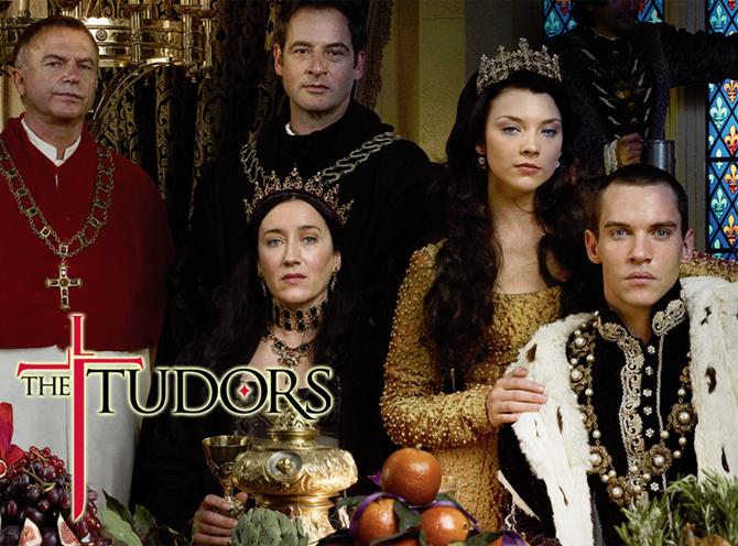 the tudors elenco