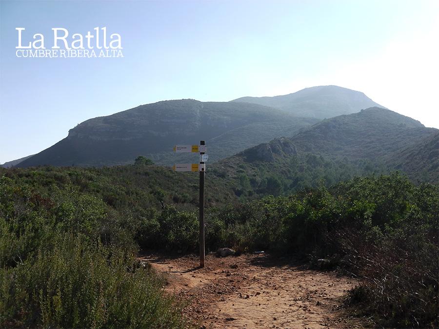 La Ratlla - Cumbre Ribera Alta
