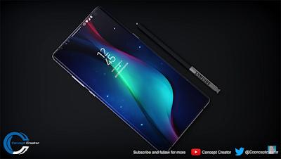 Samsung đã sẵn sàng ra mắt Galaxy Note 9 - 230178
