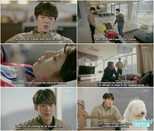 Episode 4 Review Uncontrollably Fond - Korean Drama 2016 - kim woo bin and bae suzy