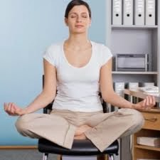 yoga for working women