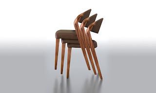 Design alemão - Spin Chair