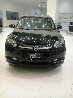 High Performance Honda HR-V