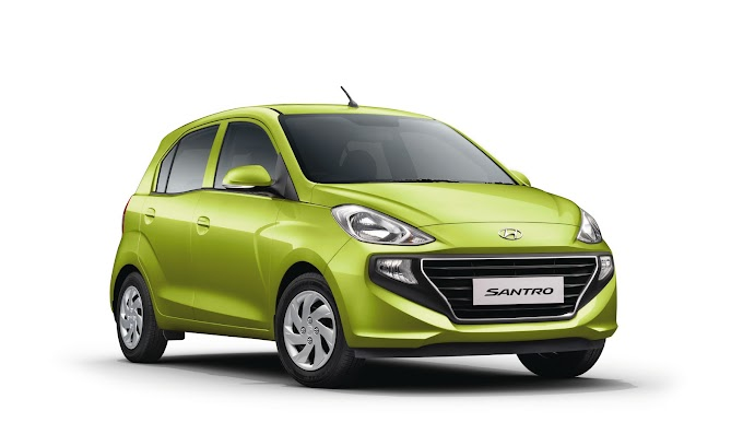 Minor Review of Hyundai Santro 2018: Fully Paid Money New Santro!
