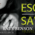 #BookBlitz - Escort Savage by Kate Benson  @Katebensonauthr  @agarcia6510