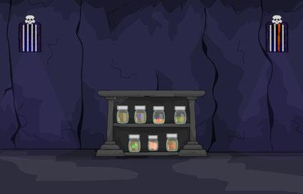 Creepy Tomb Escape