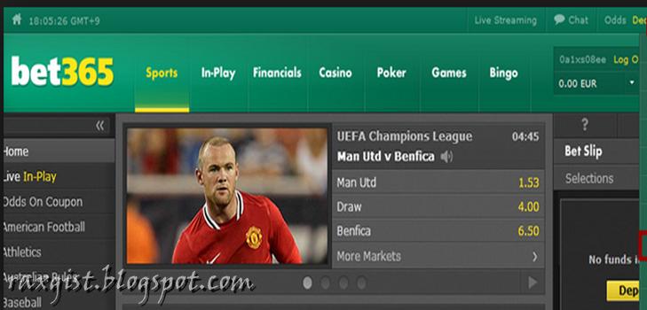www bet365 com login