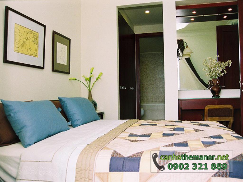 Bán căn hộ The Manor tầng 10 nội thất đẹp 2 phòng ngủ - hình 4