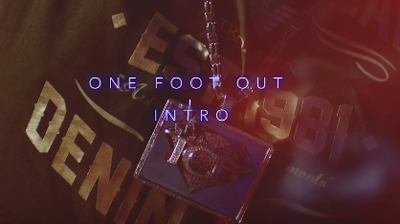 NINES - ONE FOOT OUT INTRO [MUSIC VIDEO]