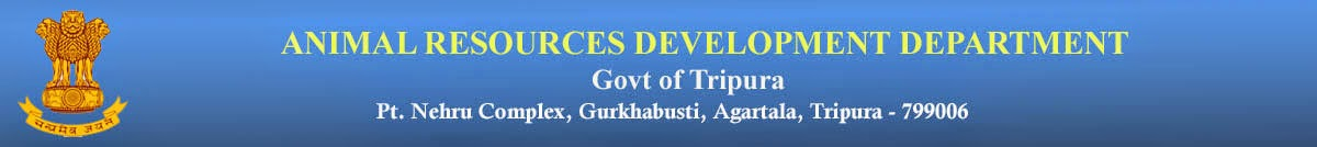 Notified ARDD Tripura Recruitment 2014 Faculty 55 Jobs