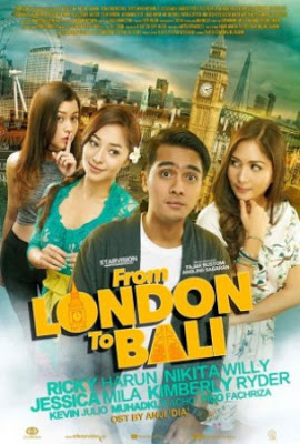 Download Film Indonesia From London to Bali (2017) Full Movie