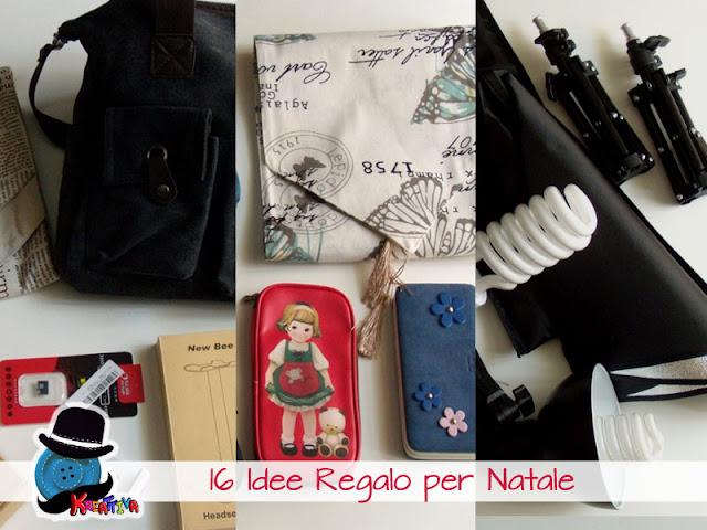 16 idee regalo classiche a piccoli prezzi