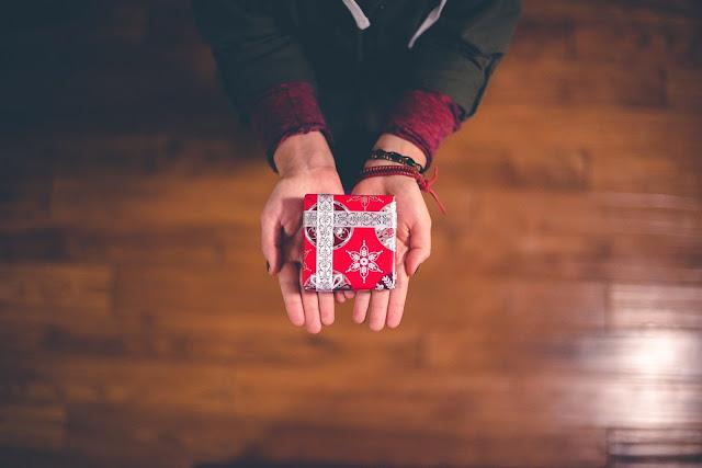 Imagen regalo de navidad de uso libre descarga gratis