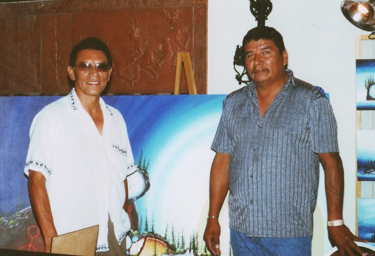 WES STUDI and MISHIBINIJIMA