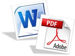 Cara Convert PDF to Word Online dan Gratis - petunjukonlene.com