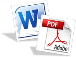 Cara Convert PDF to Word Online dan Gratis