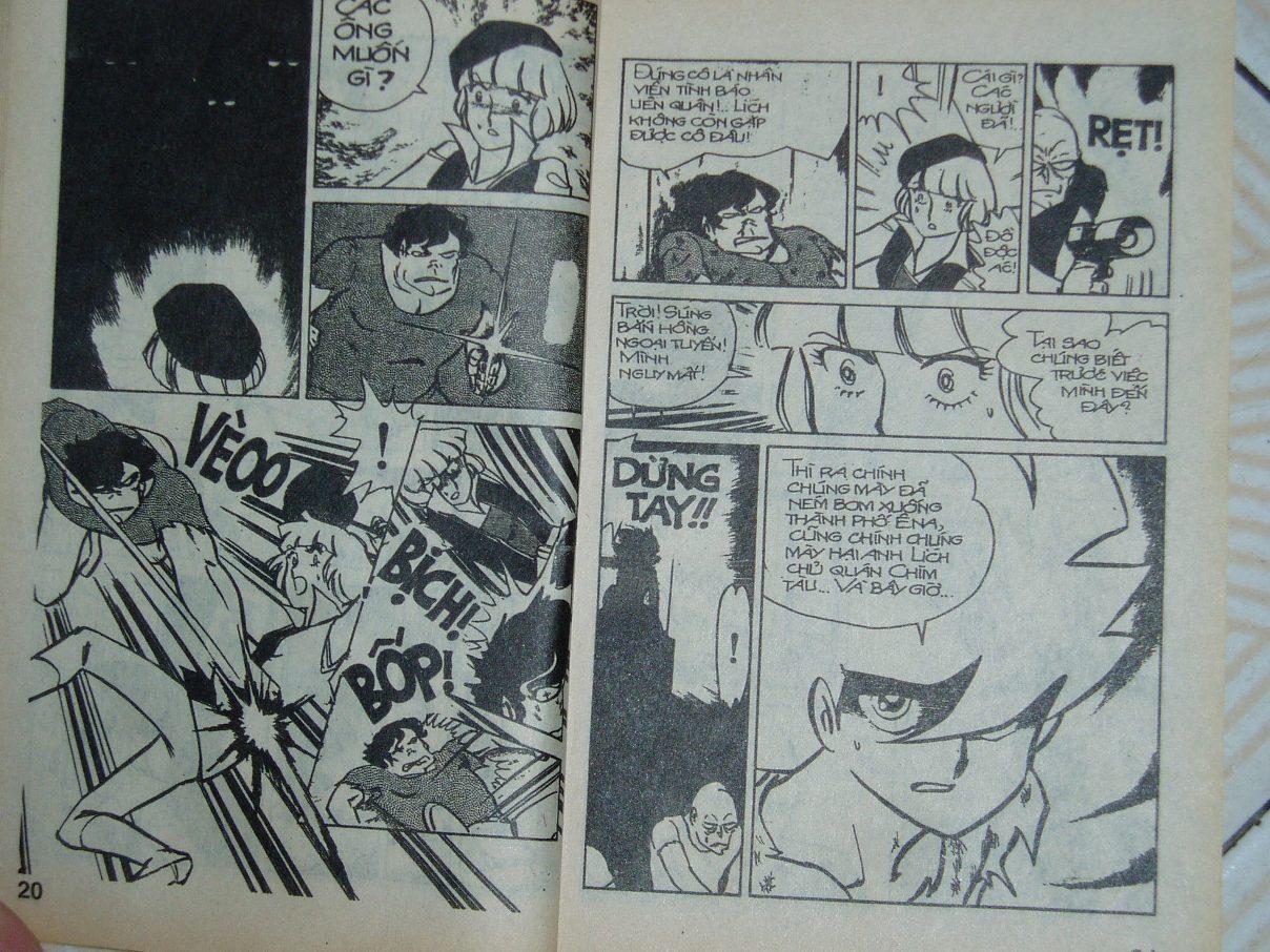 Siêu nhân Locke vol 04 trang 10