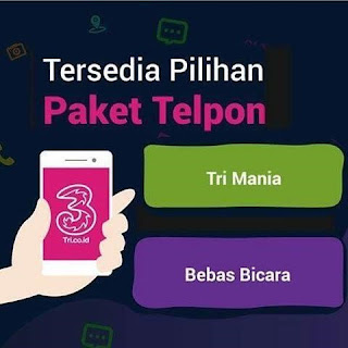 Paket Tri Mania, Murahnya Teleponan dengan Kolega di Seluruh Indonesia