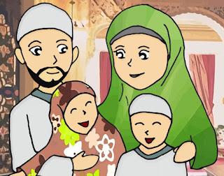 Makalah Tafsir Tarbawi (Keluarga Sebagai Objek Pendidikan - Surat At Tahrim ayat 6)