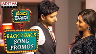 Watch Naruda Donoruda Back To Back full Video Song Promos Watch Online Youtube HD Free Download