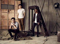 Carter Jenkins, Charlie DePew and Keith Powers in Famous In Love (11)
