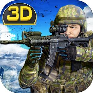 Militer Komando Shooter 3D Mod Apk v1.0.3 Unlimited Money