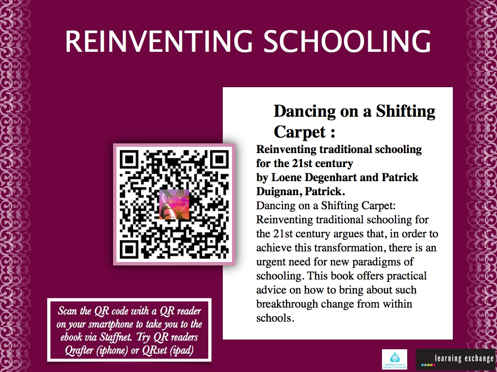 Edlib Virtual Learning And Libraries With Qr Codes