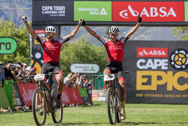 Absa Cape Epic 2018