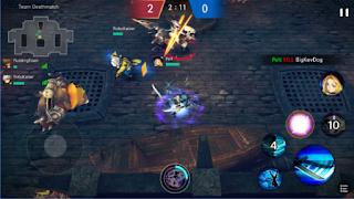 Arena Masters : Legend Begins Apk - Free Download Android Game