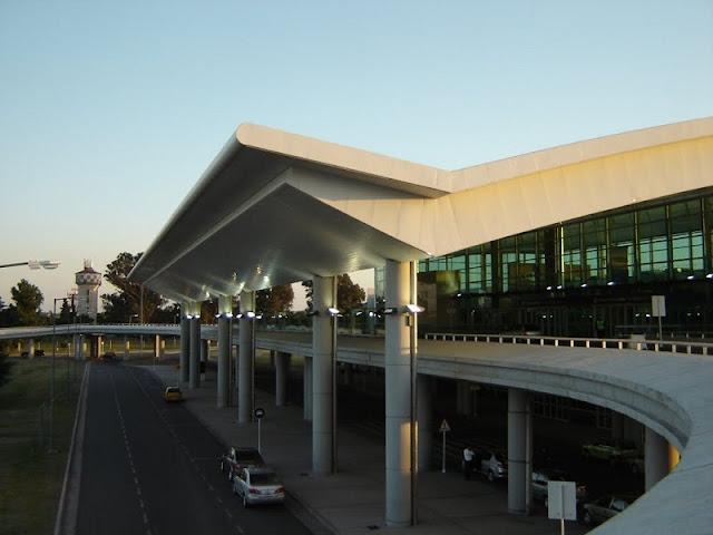 Como ir do aeroporto até o centro de Córdoba