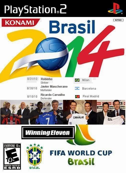 winning eleven 2014 brazil
