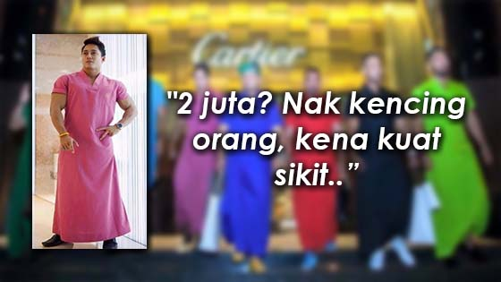 Respon Netizen Bila Jubah Pahlawan Berjaya Dijual 2 Juta Unit