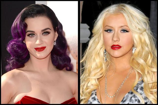 Christina Aguilera y Katy Perry piden reforma de la ley contra la piratería en Internet.