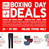 26 - 29 Dec 2016 Uniqlo Boxing Deals
