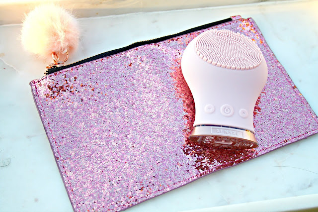 Sensse Silicone Facial Cleansing Brush